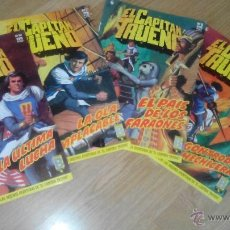 Cómics: EL CAPITAN TRUENO - EDICIONES B -GRUPO Z - EDICION HISTORICA -LOTE. Lote 48697475