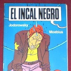 Cómics: EL INCAL NEGRO POR MOEBIUS & JODOROWSKY. DRAGON POCKET Nº1. Lote 48711751