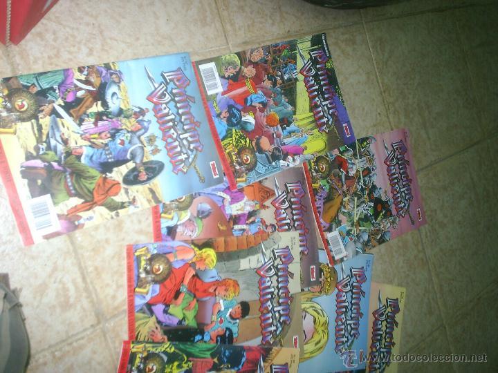 Cómics: lote comics principe valiente - Foto 2 - 48744956