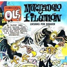 Comics: MORTADELO Y FILEMON (OLE) (ED-B) Nº 255. Lote 48905763
