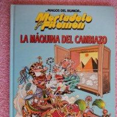 Comics - mortadelo y filemón magos del humor 1 la máquina del cambiazo circulo de lectores 1994 ediciones b - 48933319