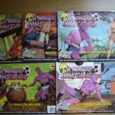 Cómics: HOMBRE ENMASCARADO. Nº 70,69,68,65,59,58. EDICION HISTORICA. EDICIONES B. Lote 48967224