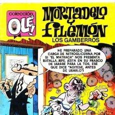 Comics: MORTADELO Y FILEMON (OLE) (ED-B) Nº 252. Lote 49047520