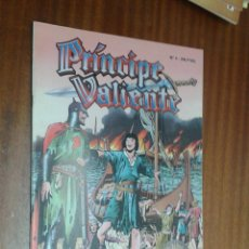 Cómics: PRÍNCIPE VALIENTE Nº 4 / HAROLD R. FOSTER / EDICIÓN HISTÓRICA / TEBEOS SA - EDICIONES B. Lote 49095615