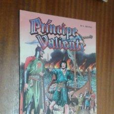 Cómics: PRÍNCIPE VALIENTE Nº 4 / HAROLD R. FOSTER / EDICIÓN HISTÓRICA / TEBEOS SA - EDICIONES B. Lote 49095997