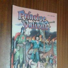 Cómics: PRÍNCIPE VALIENTE Nº 4 / HAROLD R. FOSTER / EDICIÓN HISTÓRICA / TEBEOS SA - EDICIONES B. Lote 49096002