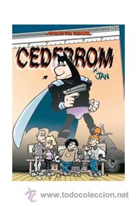 CÓMICS. MAGOS DEL HUMOR 147. CEDERROM - JAN (CARTONÉ) (Tebeos y Comics - Ediciones B - Humor)