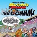 Cómics: CÓMICS. MAGOS DEL HUMOR 157. MORTADELO Y FILEMÓN. ¡BROOMMM! - FRANCISCO IBÁÑEZ (CARTONÉ). Lote 72948701