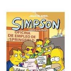Cómics: CÓMICS. MAGOS DEL HUMOR. SIMPSON 29. TODOS A LA CALLE - MATT GROENING (CARTONÉ). Lote 49116640