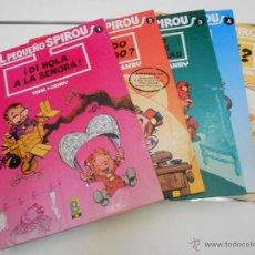 Cómics: TOME, JANRY, EL PEQUEÑO SPIROU, EDICIONES B, 1992, TOMOS 1.2.3.4 Y 5. Lote 49129988