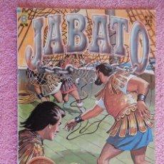 Comics : JABATO 56 EDICIONES B 1988 EDICION HISTORICA MURO DE LLAMAS VICTOR MORA. Lote 49148207