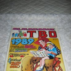 Cómics: ALMANAQUE TBO 1989 N. 11. Lote 49175856