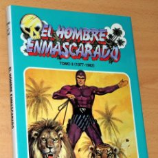Cómics: TOMO 2 (1977-1982) - EL HOMBRE ENMASCARADO (THE PHANTOM) - LEE FALK / SY BARRY - EDICIONES B - 1992. Lote 75952765