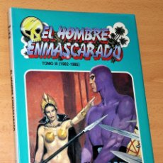 Cómics: TOMO 3 (1982-1985) - EL HOMBRE ENMASCARADO (THE PHANTOM) - LEE FALK / SY BARRY - EDICIONES B - 1992. Lote 75952726