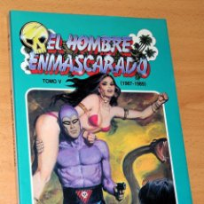 Cómics: TOMO 5 (1987-1989) - EL HOMBRE ENMASCARADO (THE PHANTOM) - LEE FALK / SY BARRY - EDICIONES B - 1992. Lote 75952634
