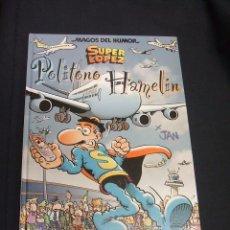Cómics: MAGOS DEL HUMOR - Nº 114 - SUPERLOPEZ - POLITONO HAMELIN - EDICIONES B - . Lote 49240056