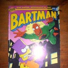 Cómics: BARTMAN ; Nº 2 : [¡EL SANCIONADOR ACECHA!]. Lote 49407941