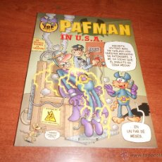 Cómics: PAFMAN IN USA, TOP COMIC Nº 3 - 1ª EDICIÓN 2006 - EDICIONES B -. Lote 107545466