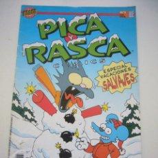 Cómics: PICA Y RASCA COMICS Nº 3 BONGO ENTERTAINMENT 1997 MATT GROENING EDICIONES B E3. Lote 49564994