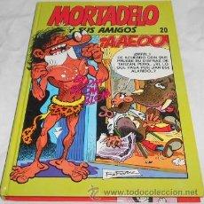 Cómics: MORTADELO Y SUS AMIGOS, TOMO Nº 20, DE 1987. Lote 49598601