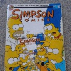 Cómics: SIMPSON COMICS -- Nº 4 -- -- EDICIONES B --. Lote 49953856