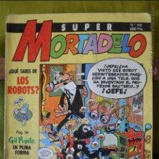 Cómics: SUPER MORTADELO 102 - SUPERMORTADELO - EDICIONES B - 1992 - IBAÑEZ. Lote 49978250