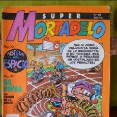 Cómics: SUPER MORTADELO 96 - SUPERMORTADELO - EDICIONES B - 1992 - IBAÑEZ. Lote 49978363
