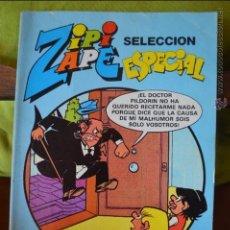 Cómics: ZIPI Y ZAPE SELECCIÓN ESPECIAL 2 - EDICIONES B - 3 REVISTAS. Lote 50061113