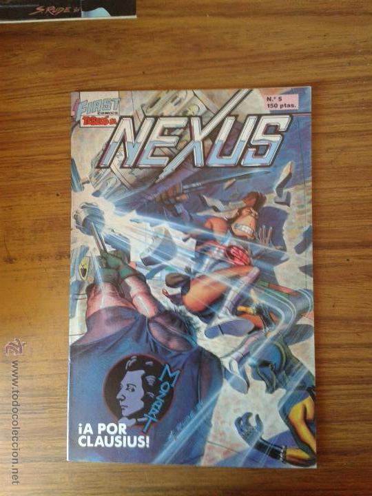 NEXUS 5 ED.B (Tebeos y Comics - Ediciones B - Otros)