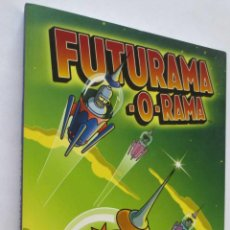 Cómics: FUTURAMA 0 RAMA. Lote 50192608