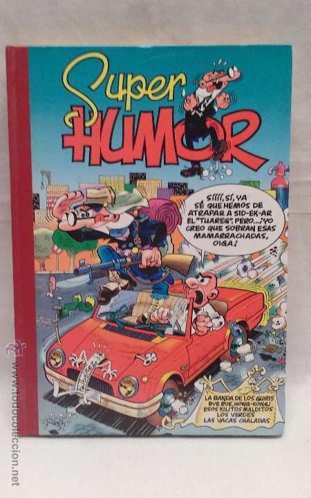 SUPER HUMOR MORTADELO - N°30 - EDICIONES B- FRANCISCO IBAÑEZ (Tebeos y Comics - Ediciones B - Humor)
