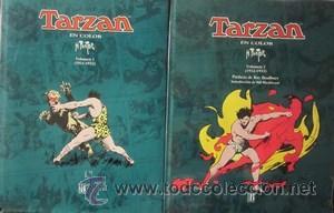 TARZAN EN COLOR. 2 TOMOS ( 1931-1932) (1932-1933) - FOSTER, H. (Tebeos y Comics - Ediciones B - Otros)