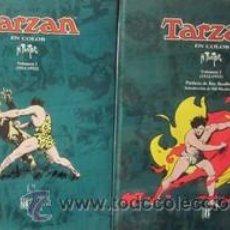 Cómics: TARZAN EN COLOR. 2 TOMOS ( 1931-1932) (1932-1933) - FOSTER, H.. Lote 50390681