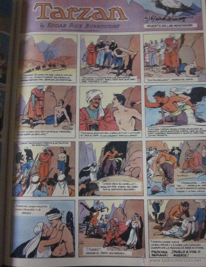 Cómics: Tarzan en color. 2 tomos ( 1931-1932) (1932-1933) - FOSTER, H. - Foto 2 - 50390681
