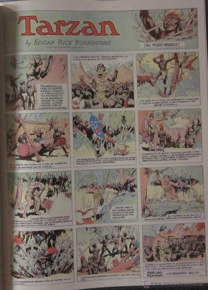 Cómics: Tarzan en color. 2 tomos ( 1931-1932) (1932-1933) - FOSTER, H. - Foto 3 - 50390681