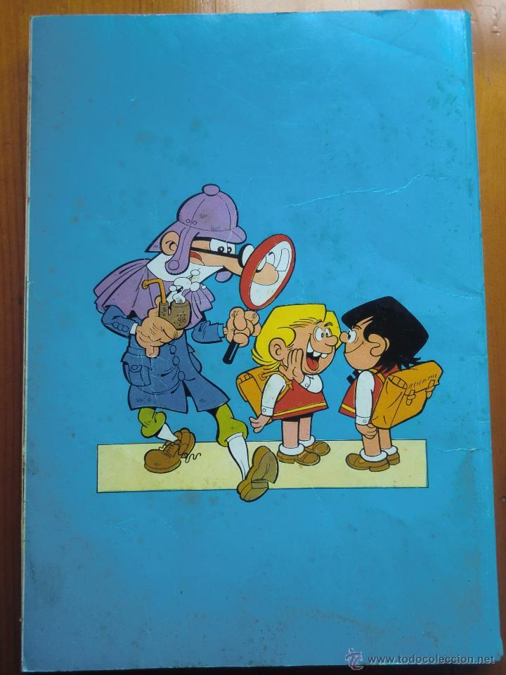 Cómics: Tebeo comic SUPER RISAS DE ORO Nº 8: Mortadelo y Filemón, Zipi y Zape, Super Lopez (1987) - Foto 2 - 50494592