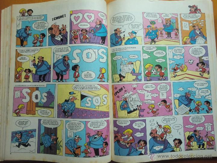 Cómics: Tebeo comic SUPER RISAS DE ORO Nº 8: Mortadelo y Filemón, Zipi y Zape, Super Lopez (1987) - Foto 4 - 50494592