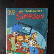Cómics: SIMPSON - Nº 22 - LOS TERRORIFICOS SIMPSON - OLE - EDICIONES B (V1). Lote 50556343