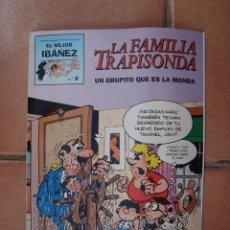Cómics: REVISTA, COMIC, TEBEO, LA FAMILIA TRAPISONDA - EL MEJOR IBAÑEZ 8. Lote 50707669