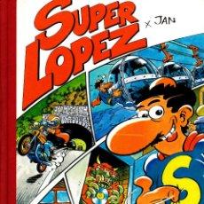 Cómics: SUPER LOPEZ SUPERLOPEZ SUPER HUMOR Nº 4. ED. B 1991 1ª PRIMERA EDICIÓN. JAN. Lote 143228286