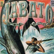 Cómics: CÓMIC JABATO Nº 40 EDICIÓN HISTÓRICA. Lote 50929985