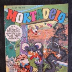 Cómics: MORTADELO Nº 69 EDICIONES B. Lote 50953727