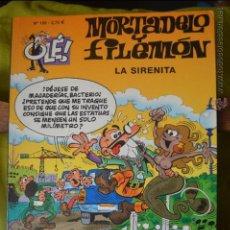 Cómics: MORTADELO Y FILEMON - LA SIRENITA - OLE 155 - IBAÑEZ - 2 EDICION 2003. Lote 50999004