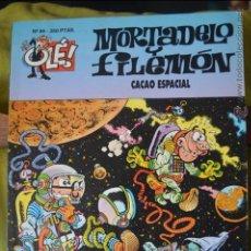 Cómics: MORTADELO Y FILEMON - CACAO ESPACIAL - OLE 84 - IBAÑEZ - 1 EDICION SEPTIEMBRE 1994. Lote 50999190
