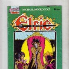 Cómics: FIRST COMICS ELRIE DE MELNIBONE, EN LA CIUDAD DE LOS SUEÑOS. Nº1, 1987. Lote 51123499