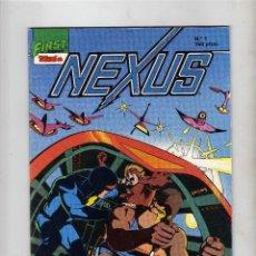 Cómics: NEXUS EL PLANETA EN FORMA DE CUENCO, Nº1, 1988. Lote 51123579