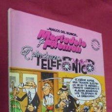 Cómics: MAGOS DEL HUMOR. MORTADELO Y FILEMON. EL PINCHAZO TELEFONICO. EDICIONES B.. Lote 51193807