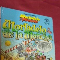 Cómics: MAGOS DEL HUMOR. Nº 103. MORTADELO Y FILEMON. MORTADELO DE LA MANCHA. EDICIONES B.. Lote 51194877