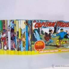 Cómics: EL CAPITÁN TRUENO, LOTE DEL 201 AL 250 SIN FALTAS, REEDICIÓN MUY BUEN ESTADO, EDICIONES B 1995 OFRT. Lote 51343538