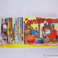 Cómics: EL CAPITÁN TRUENO, LOTE DEL 251 AL 296 SIN FALTAS, REEDICIÓN MUY BUEN ESTADO, EDICIONES B 1995 OFRT. Lote 97735655